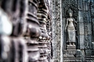 Apsara of Angkor Wat Temple