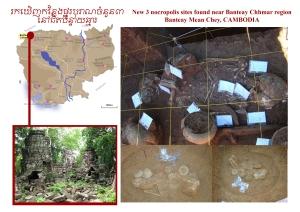 Necropolis site near Banteay Chhmar