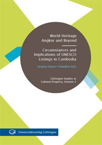 World Heritage Angkor and Beyond_2011-Cover