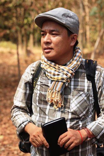 Dr. CHEN Chanratana